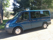 Ford Tourneo 9 posti
